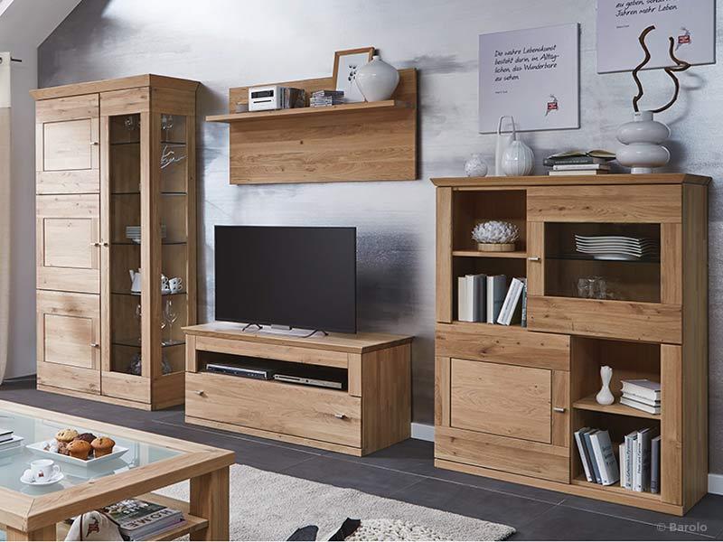 Wohnzimmermöbel aus der Schreinerei Geiger in Eschenlohe