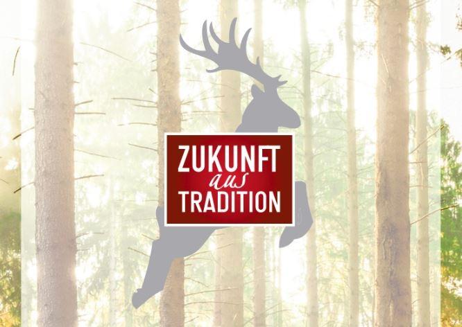 """Produktlinie """"Zukunft aus Tradition"""""""